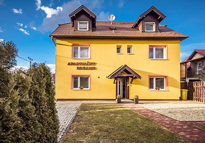 Apartmánový dom na predaj Bešeňová Liptov