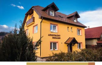 apartmanovy dom Bešeňová predaj poloha