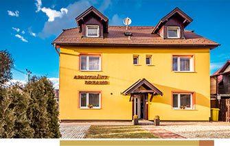 index-home apartmánový dom Bešeňová