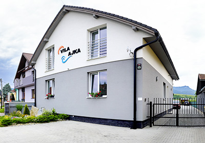 apartmanoy dom Vila Ajka Bešeňová Liptov